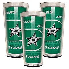 Dallas Stars 3-Piece Shot Glass Set