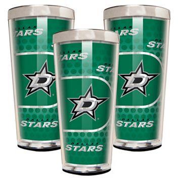 Dallas Stars 3-Piece Shot Glass Set