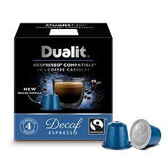 Dualit NX Decaf Espresso Capsules - 60-pk.
