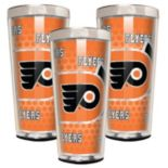 Philadelphia Flyers 3-Piece Shot Glass Set
