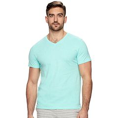 Men's Marc Anthony Slim-Fit Shadow-Dye Tee