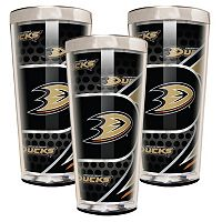 Anaheim Ducks 3-Piece Shot Glass Set