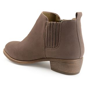 Journee Collection Ramsey Women's Ankle Boots