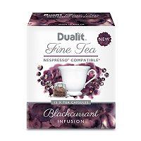Dualit Fine Tea Blackcurrant Capsules - 90-pk.