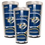 Nashville Predators 3-Piece Shot Glass Set
