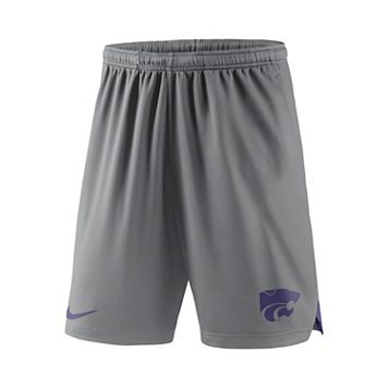 Men's Nike Kansas State Wildcats Football Dri-FIT Shorts