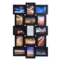 Melannco 15-Opening Photo Collage Frame