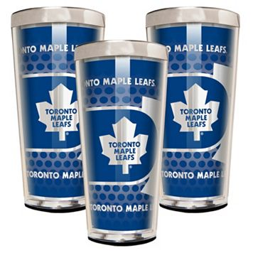 Toronto Maple Leafs 3-Piece Shot Glass Set