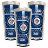 Winnipeg Jets 3-Piece Shot Glass Set