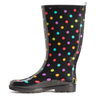 Western Chief Women's Mid-Calf Water-Resistant Rain Boots