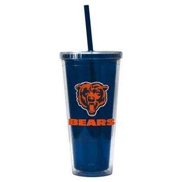 Boelter Brands Chicago Bears Straw Tumbler