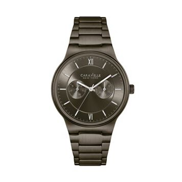 Caravelle New York by Bulova Men's Stainless Steel Watch - 45A136