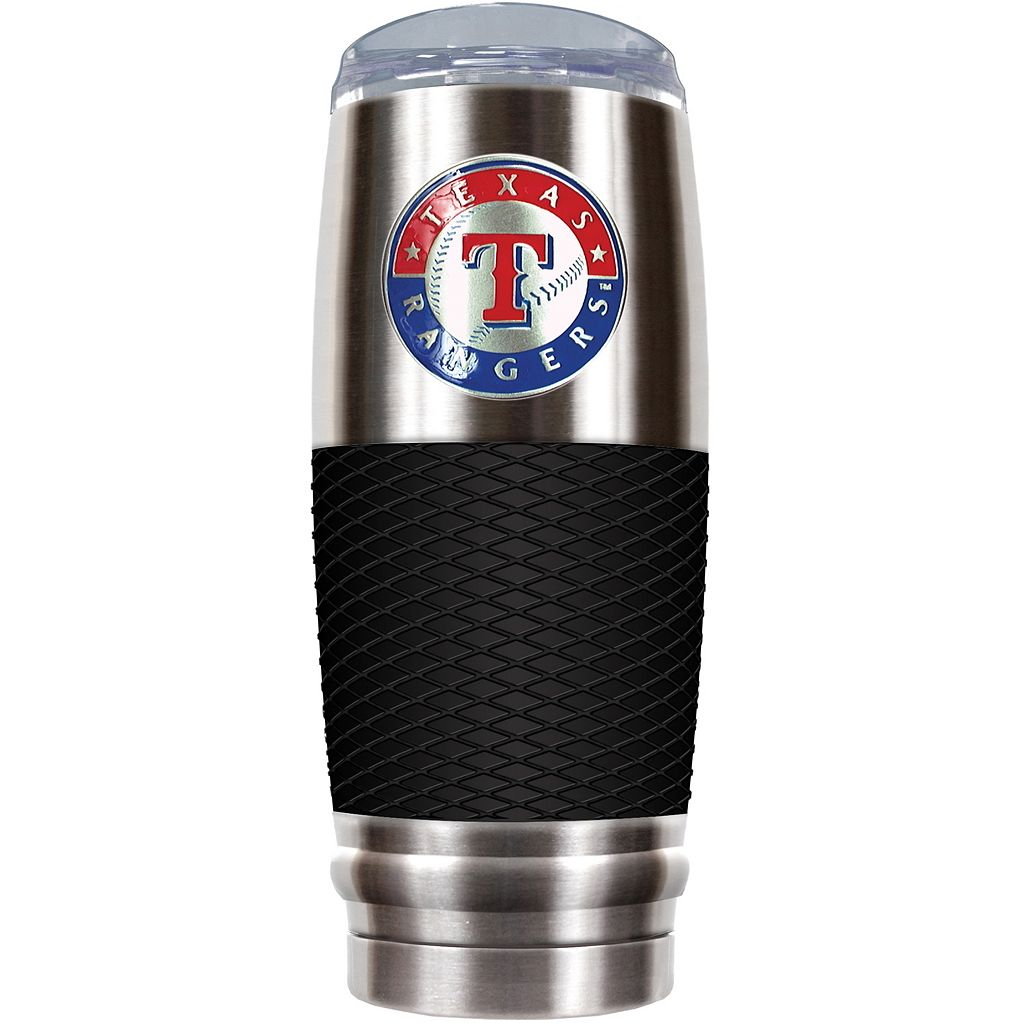 Texas Rangers 30-Ounce Reserve Stainless Steel Tumbler