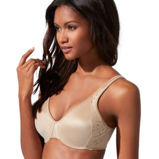 Bali Bra: Side Support Underwire Minimizer Bra DF1004
