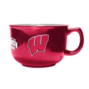 Boelter Brands Wisconsin Badgers Soup Mug
