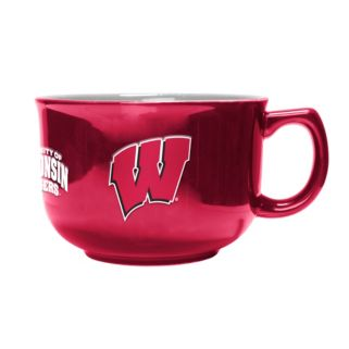 Boelter Brands Wisconsin Badgers Soup Mug