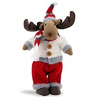 National Tree Company Reindeer Christmas Table Decor