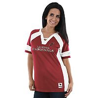 Women's Majestic Arizona Cardinals Draft Me Fashion Top