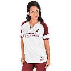 Women's Majestic Arizona Cardinals Draft Me Fashion Top