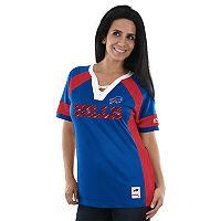Women's Majestic Buffalo Bills Draft Me Fashion Top