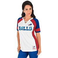 Women's Majestic Buffalo Bills Draft Me Fashion Top
