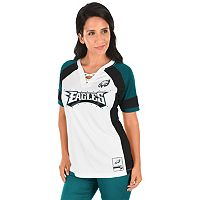 Women's Majestic Philadelphia Eagles Draft Me Fashion Top