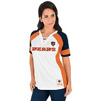 Women's Majestic Chicago Bears Draft Me Fashion Top