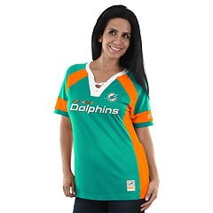 Women's Majestic Miami Dolphins Draft Me Fashion Top