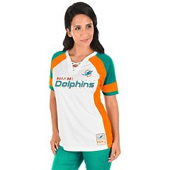 Women's Majestic Miami Dolphins Draft Me Fashion Top