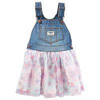 Toddler Girl OshKosh B'gosh® Floral Tulle Jumper