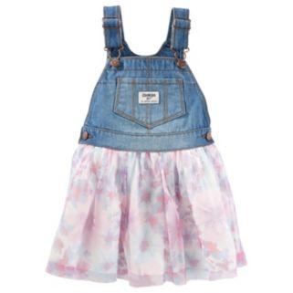 Toddler Girl OshKosh B'gosh® Floral Tulle Jumper