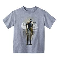 Boys 4-7 Star Wars: Rogue One K-2SO Enforcer Droid Tee