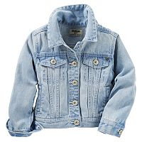 Girls 4-8 OshKosh B'gosh® Denim Jacket