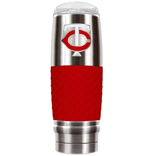 Minnesota Twins 30-Ounce Reserve Stainless Steel Tumbler