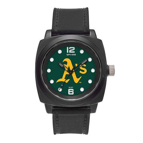 Men's Sparo Oakland Athletics Prompt Watch