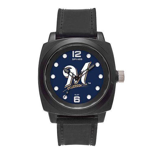 Men's Sparo Milwaukee Brewers Prompt Watch
