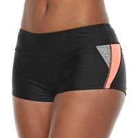 Women's RBX Colorblock Boyshort Bottoms