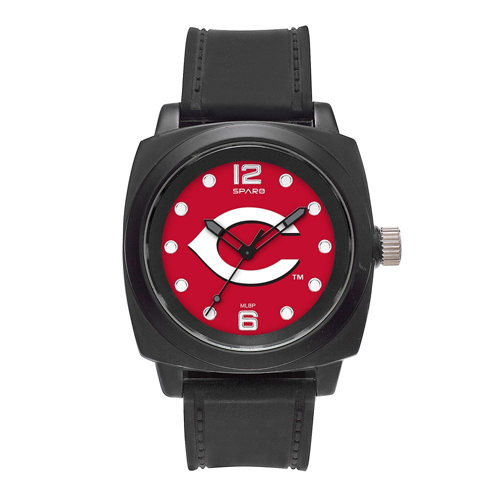 Men's Sparo Cincinnati Reds Prompt Watch