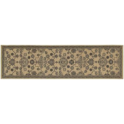 StyleHaven Faulkner Updated Traditional Framed Floral Wool Rug