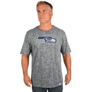 Men's Majestic Seattle Seahawks Last Minutes Tee