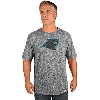 Men's Majestic Carolina Panthers Last Minutes Tee