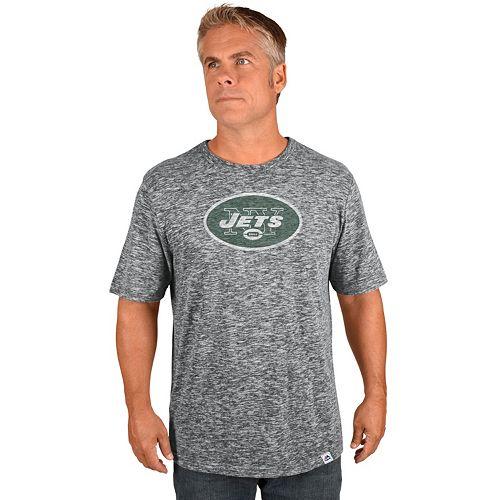 Men's Majestic New York Jets Last Minutes Tee