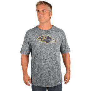 Men's Majestic Baltimore Ravens Last Minutes Tee