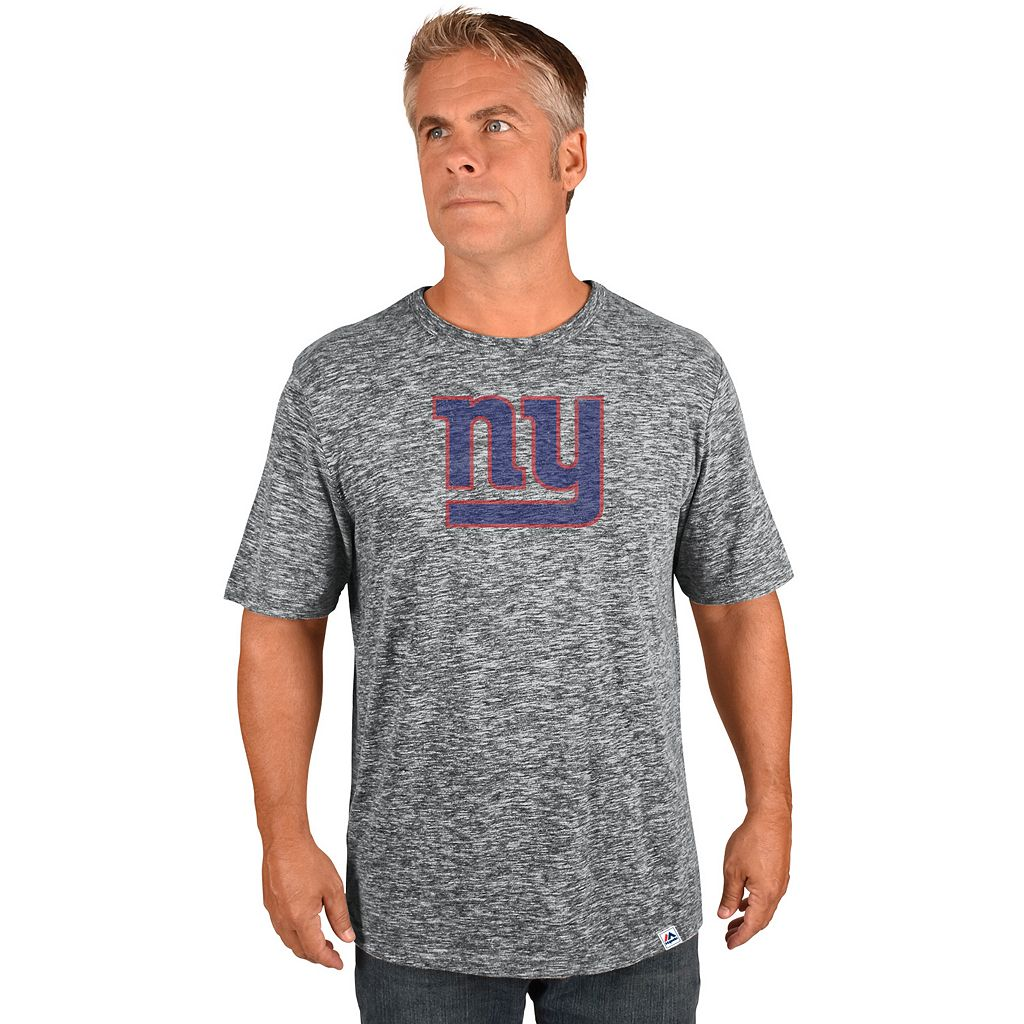 Men's Majestic New York Giants Last Minutes Tee