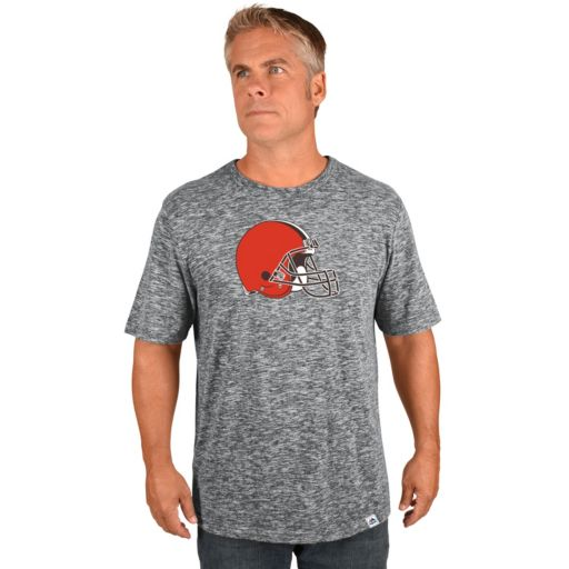 Men's Majestic Cleveland Browns Last Minutes Tee