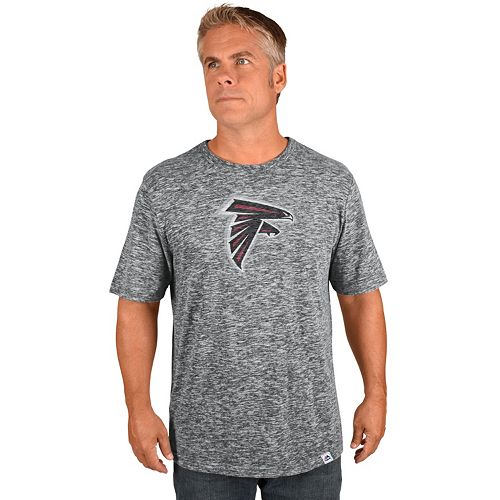 Men's Majestic Atlanta Falcons Last Minutes Tee