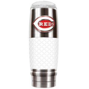 Cincinnati Reds 30-Ounce Reserve Stainless Steel Tumbler