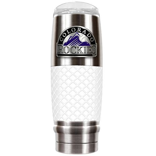 Colorado Rockies 30-Ounce Reserve Stainless Steel Tumbler