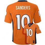 Boys 8-20 Denver Broncos Emmanuel Sanders NFL Replica Jersey