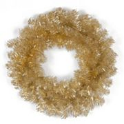 National Tree Company 24 in Tinsel Christmas Wreath